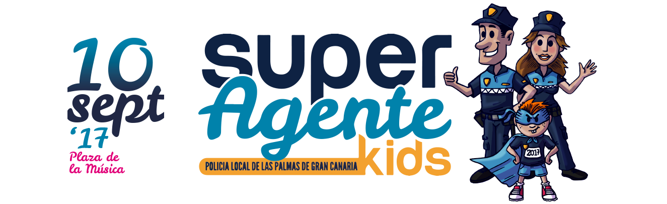 Super Agente KIDS logo