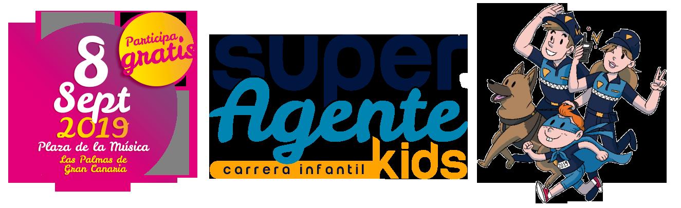 Super Agente KIDS logo